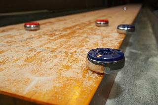 SOLO® Shuffleboard Movers Loveland, Colorado.